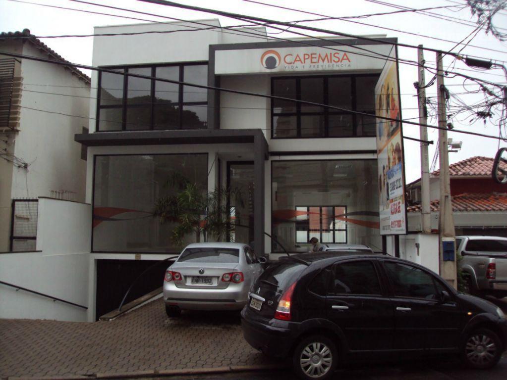 Salão comercial para locação, Cambuí, Campinas.