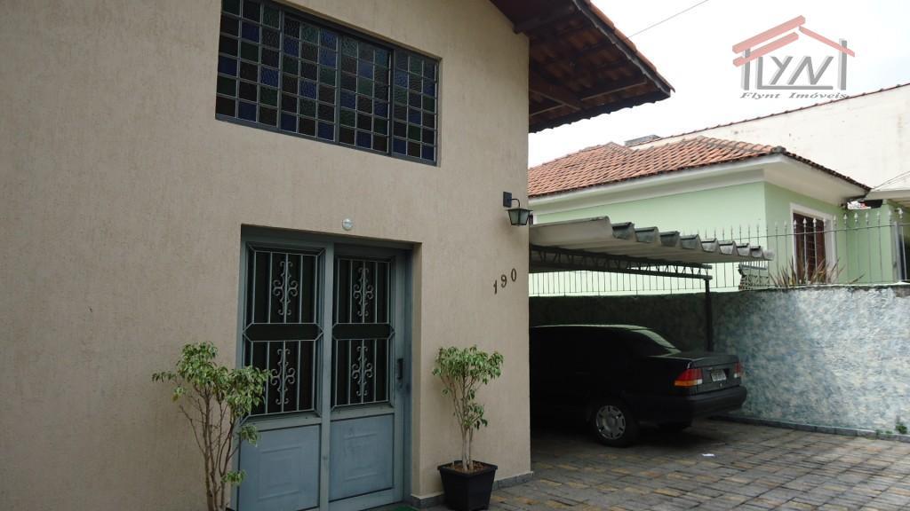 Casa residencial à venda, Freguesia do Ó, São Paulo - CA0064.
