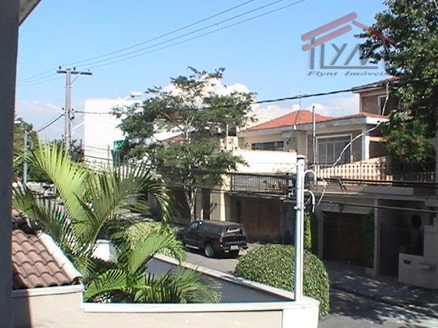 Casa residencial à venda, Vila Albertina, São Paulo.
