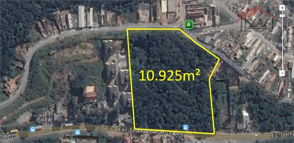 Terreno residencial à venda, Jardim Barueri, Barueri - TE0039.