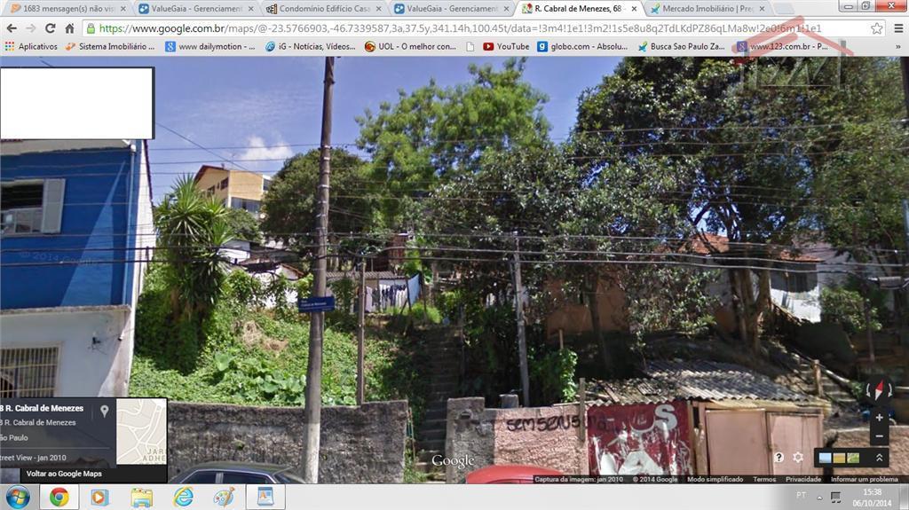ótimo terreno 1318 m2 com 10,00 m2 de frente para venda-bairro butantã,próximo a raposo tavares,região em...