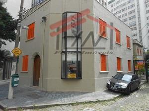 Casa comercial para locação, Higienópolis, São Paulo.