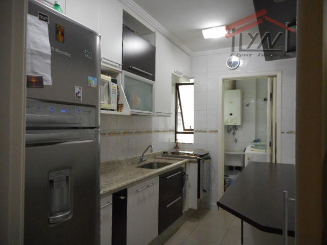lindo apto. com 68m², 03 dorms, 01 vaga de garagem. cozinha e dormitórios com armários planejados,...