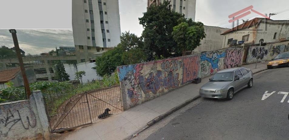 Terreno à venda,2,270m² na Freguesia do Ó, São Paulo.