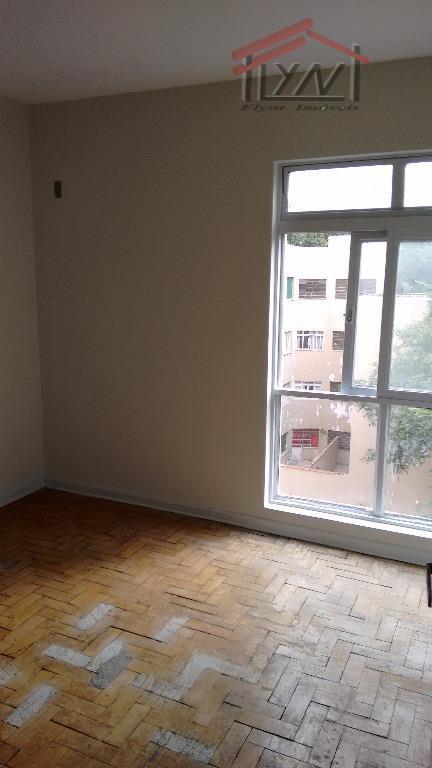 Apartamento residencial à venda, Água Branca, São Paulo.