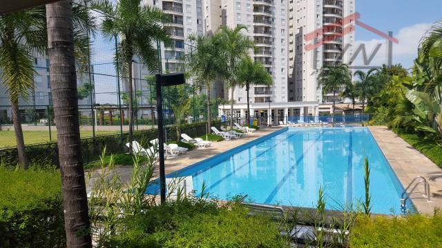 Apartamento residencial à venda, Jaguaré, São Paulo - AP3071.