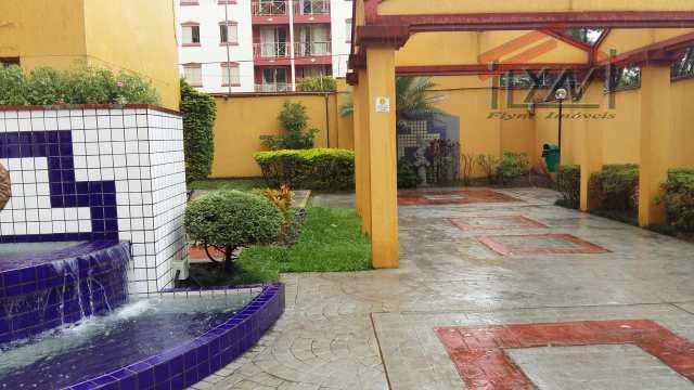 Apartamento residencial para locação, Cursino, São Paulo.