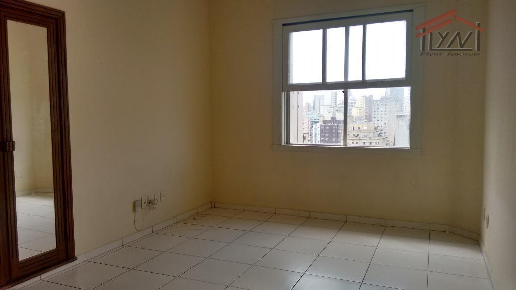 Apartamento residencial para venda e locação, Santa Efigênia, São Paulo.