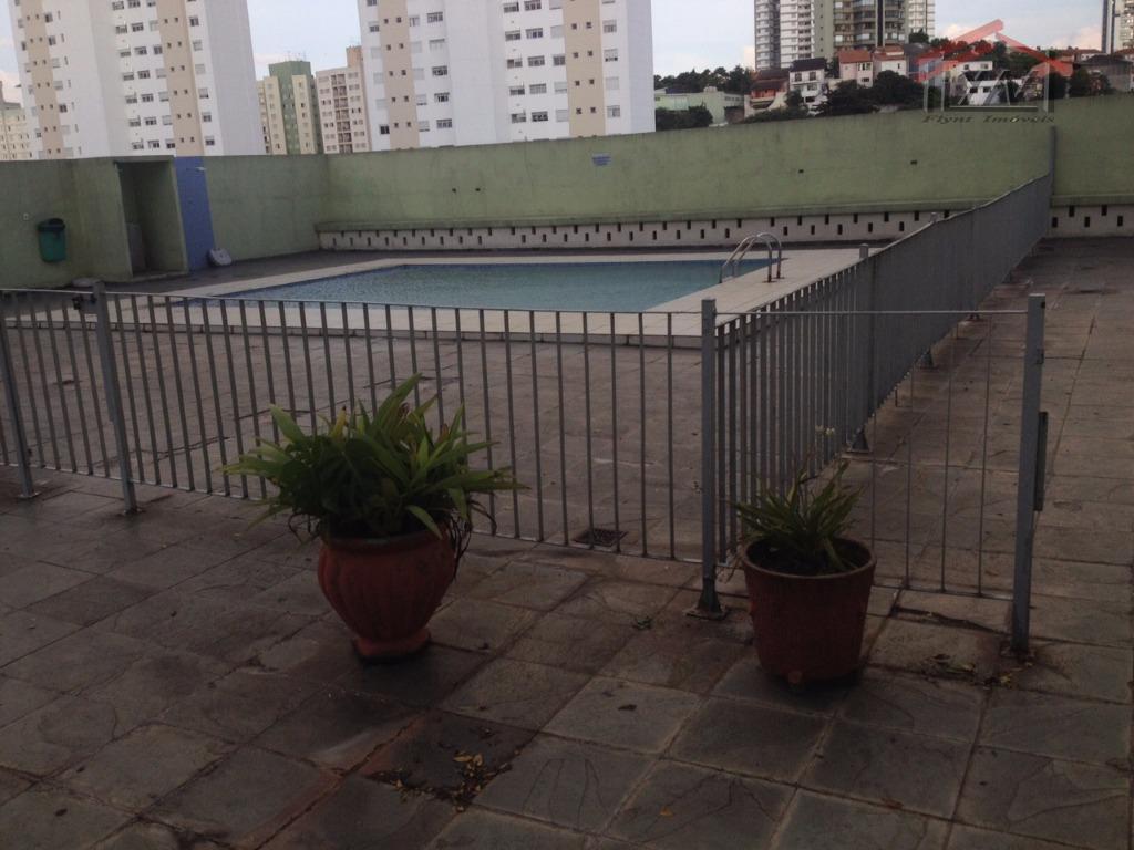Apartamento residencial à venda, Vila São Vicente, São Paulo.