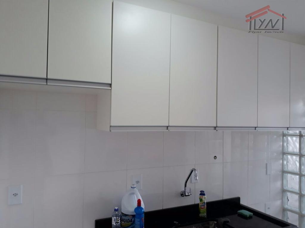lindo apartamento 2 dormitórios ,sala ampla 2 ambientes ,todo reformado ,ótima localização lazer completo agende sua...