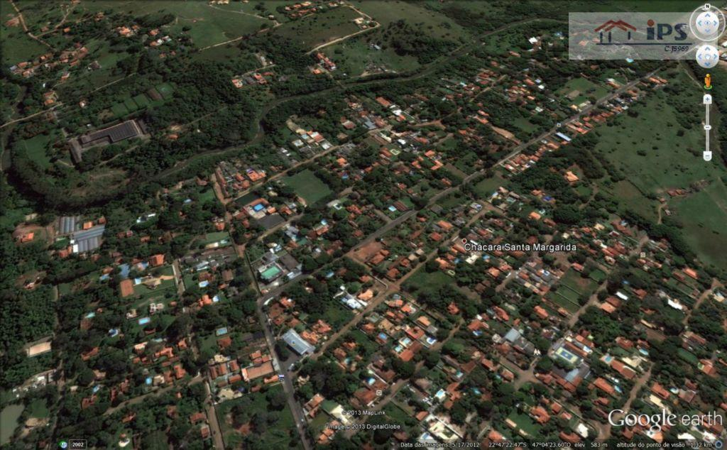 Terreno residencial à venda, Chácara Santa Margarida, Campinas.