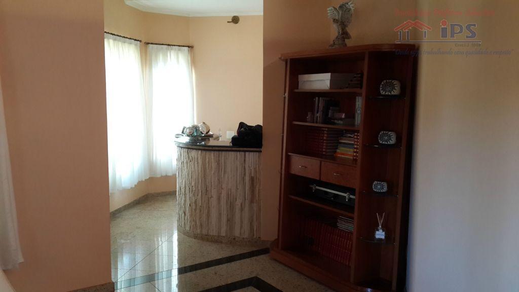 Sobrado residencial à venda, Loteamento Residencial Barão do Café, Campinas.