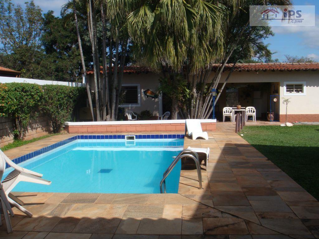 Casa residencial à venda, Jardim Novo Barão Geraldo, Campinas.