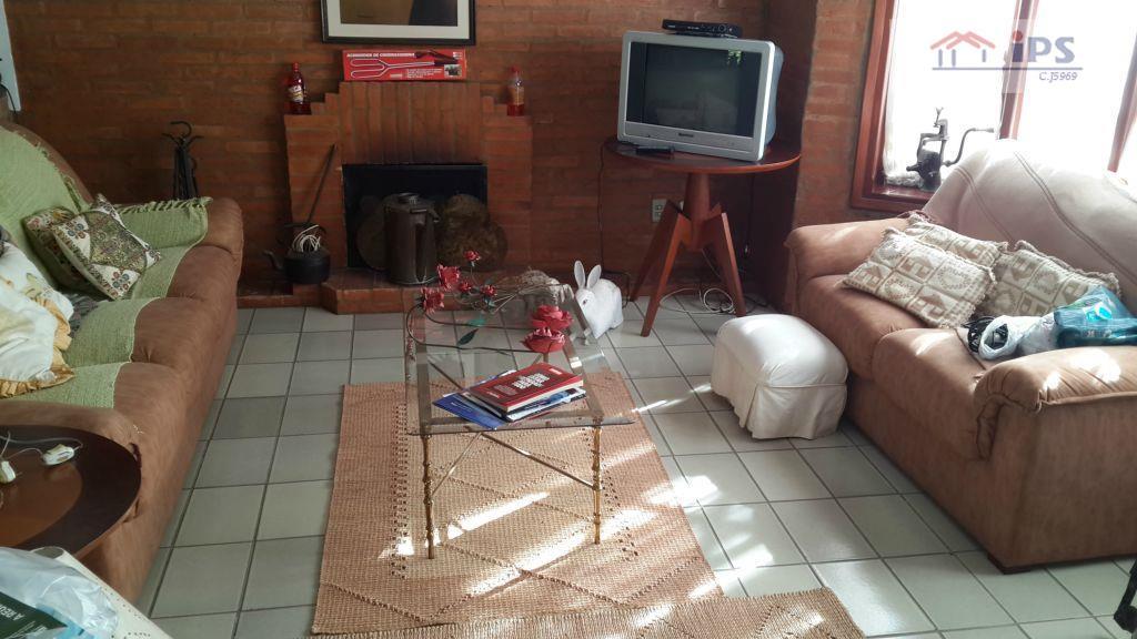 Sobrado residencial à venda, Cidade Universitária, Campinas.
