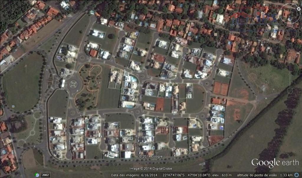 Terreno residencial à venda, Residencial Estância Eudóxia, Campinas.