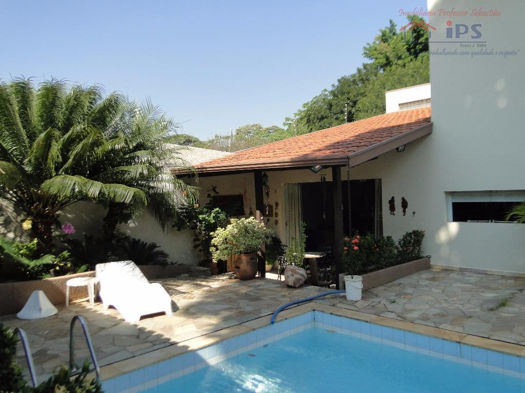 Casa residencial à venda, Cidade Universitária, Campinas.