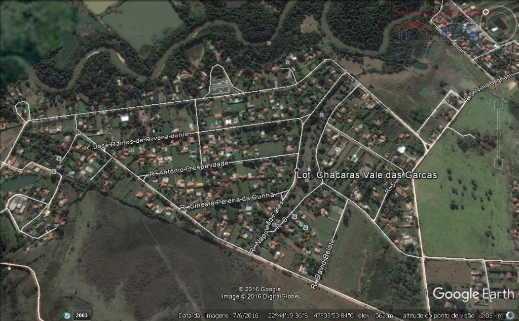 Terreno residencial à venda, Vale das Garças, Campinas.