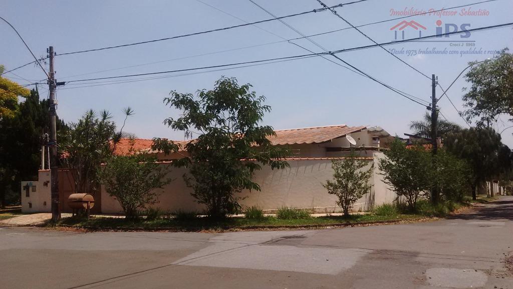 Casa residencial para venda e locação, Cidade Universitária, Campinas - CA0136.