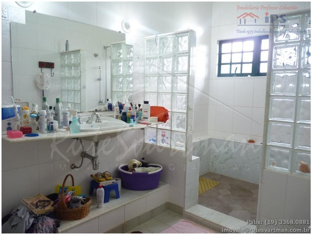 Chácara residencial à venda, Village Campinas, Campinas - CH0055.