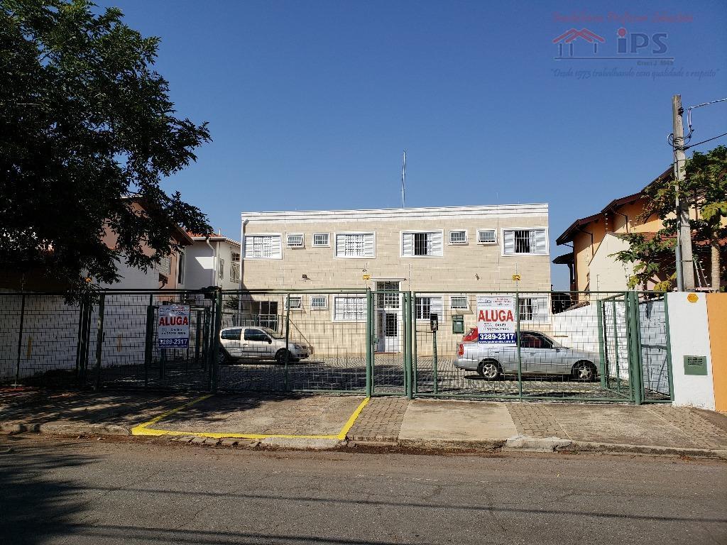 Apartamento residencial para locação, Jardim Santa Genebra II (Barão Geraldo), Campinas.