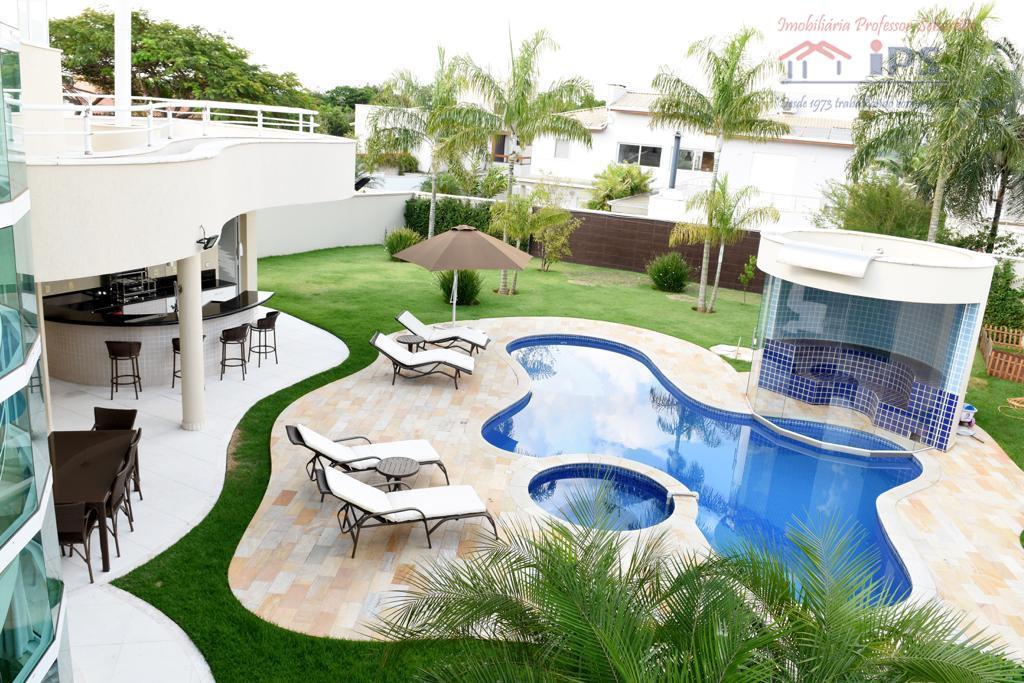 Sobrado residencial à venda, Residencial Estância Eudóxia, Campinas - SO0232.