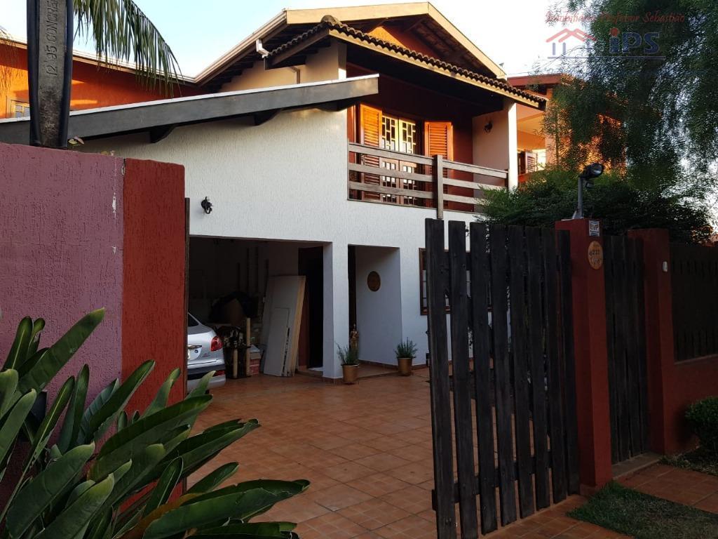 Sobrado com 3 dormitórios à venda, 247 m² por R$ 900.000 - Jardim do Sol - Campinas/SP