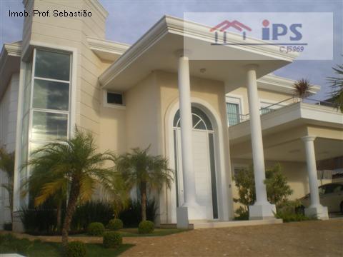 Sobrado residencial à venda, Residencial Estância Eudóxia, Campinas - SO0231.