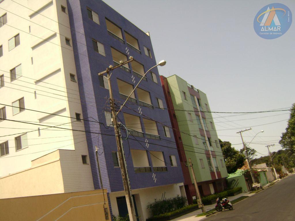 Apartamento residencial à venda, Praia do Morro, Guarapari.