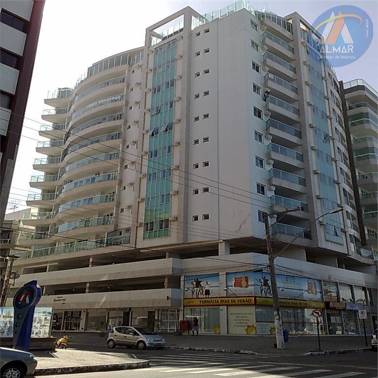 Apartamento residencial para venda e locação, Praia do Morro, Guarapari.