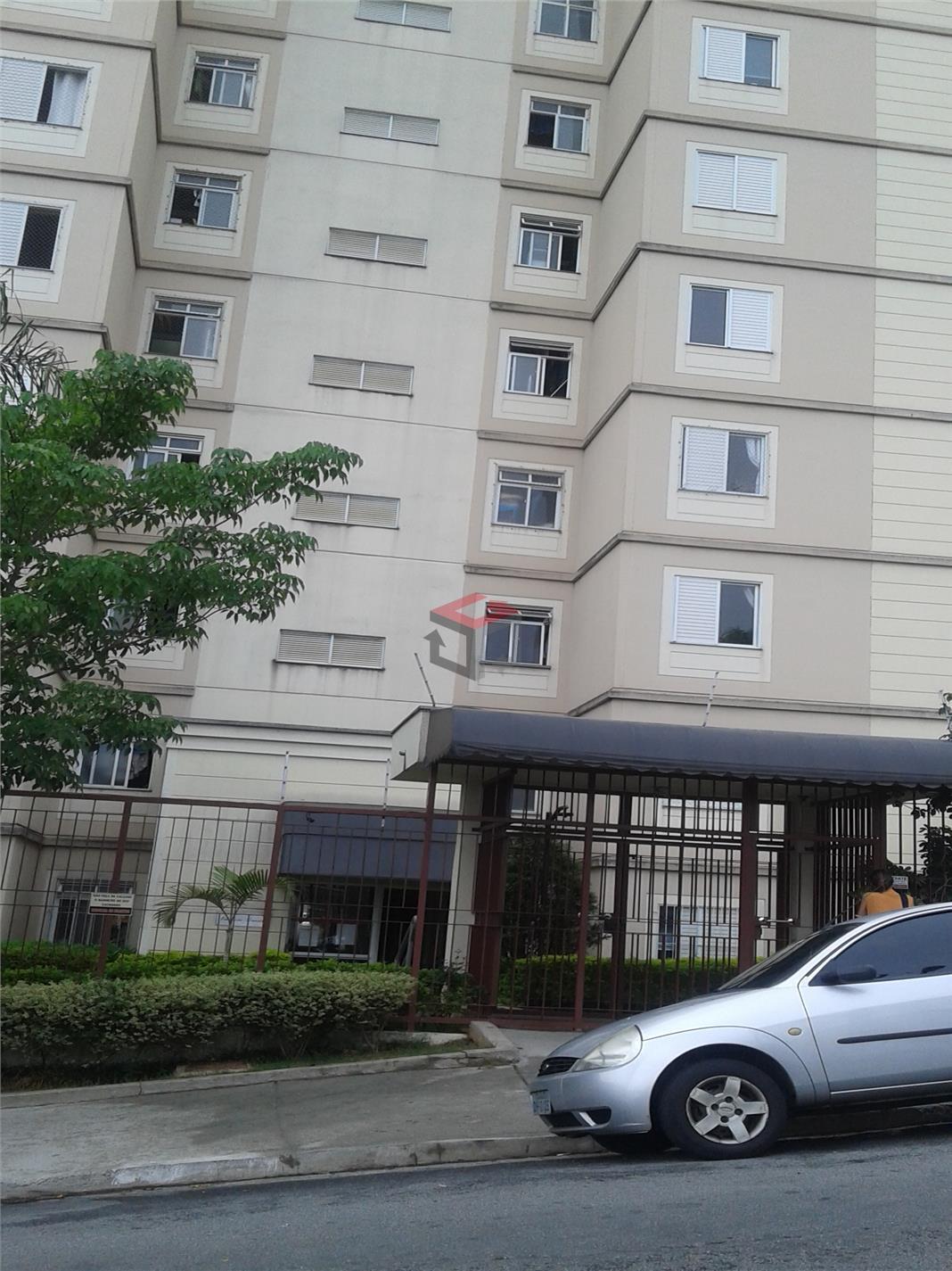Apartamento residencial à venda, Baeta Neves, São Bernardo do Campo - AP38773.