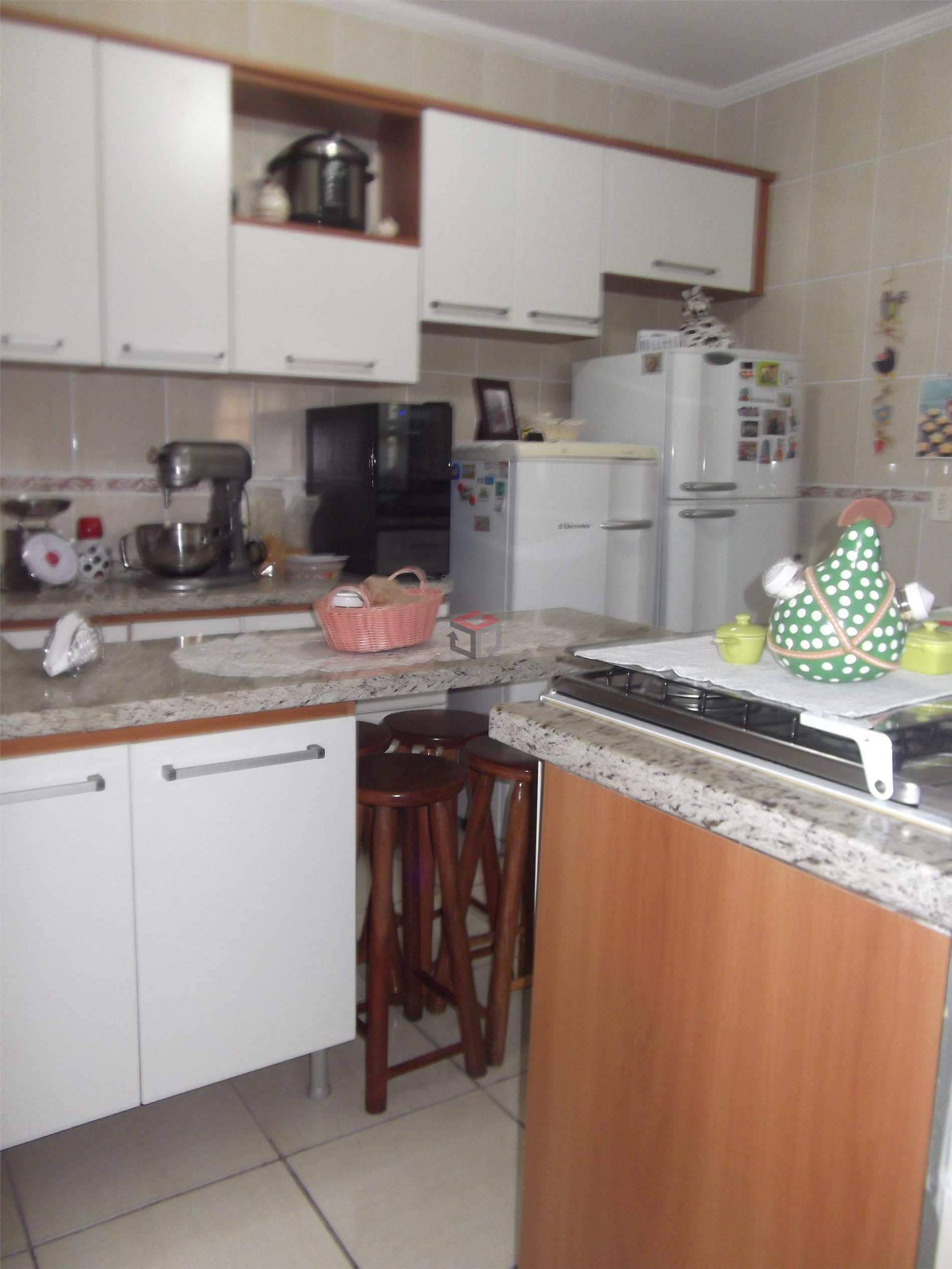 Sobrado de 2 dormitórios à venda em Jardim Las Vegas, Santo André - SP