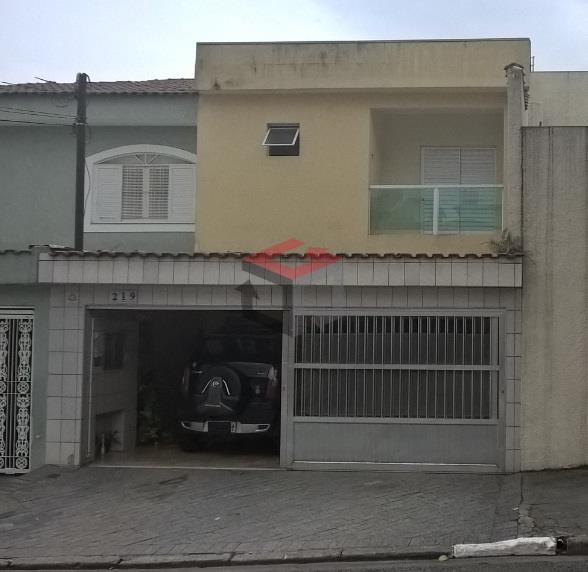 Sobrado residencial à venda, Paulicéia, São Bernardo do Campo - SO18601.