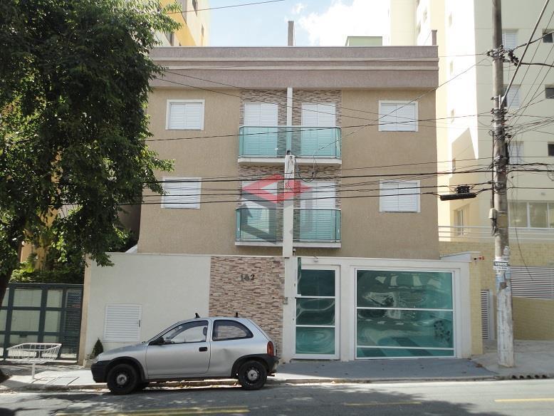 Cobertura residencial à venda, Vila Valparaíso, Santo André - CO4032.