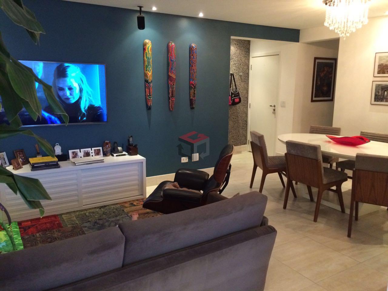 Apartamento residencial à venda, Jardim do Mar, São Bernardo do Campo - AP46514.