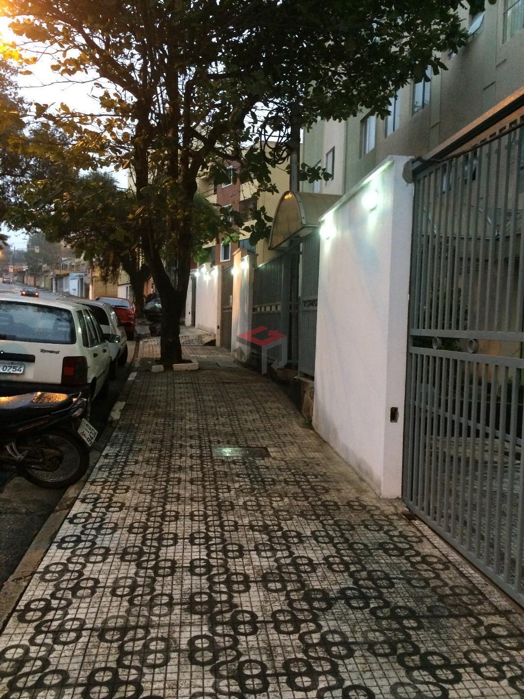 Apartamento residencial à venda, Baeta Neves, São Bernardo do Campo - AP47348.