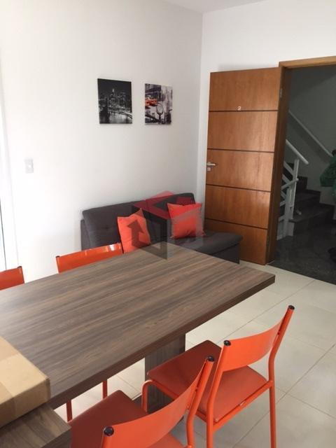 apartamento novo mobiliado