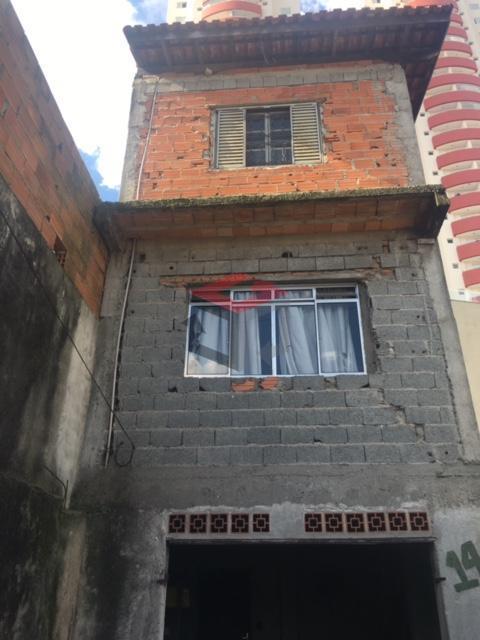 Sobrado residencial à venda, Vila Valparaíso, Santo André.