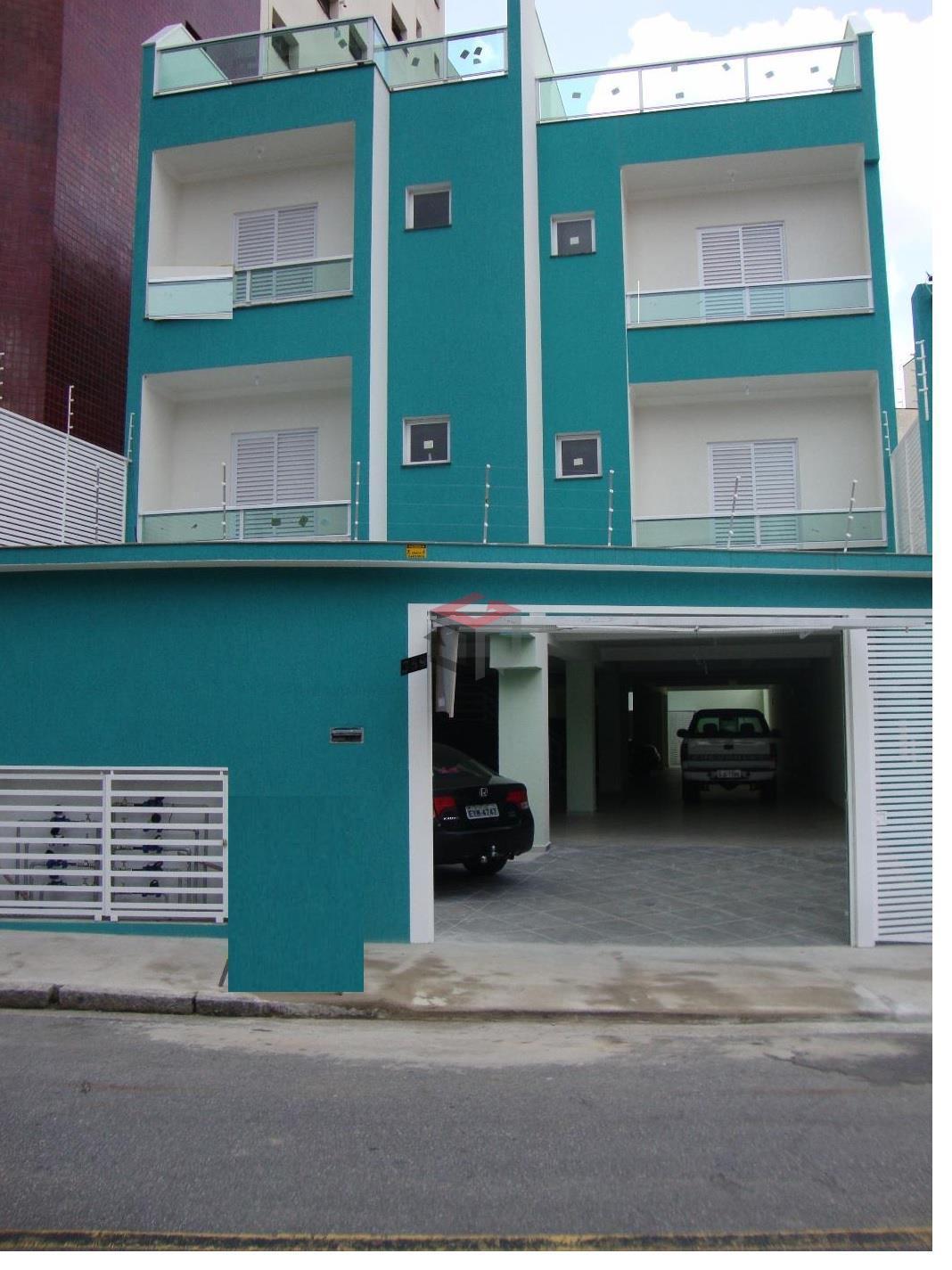 Cobertura de 2 dormitórios em Vila Bastos, Santo André - SP