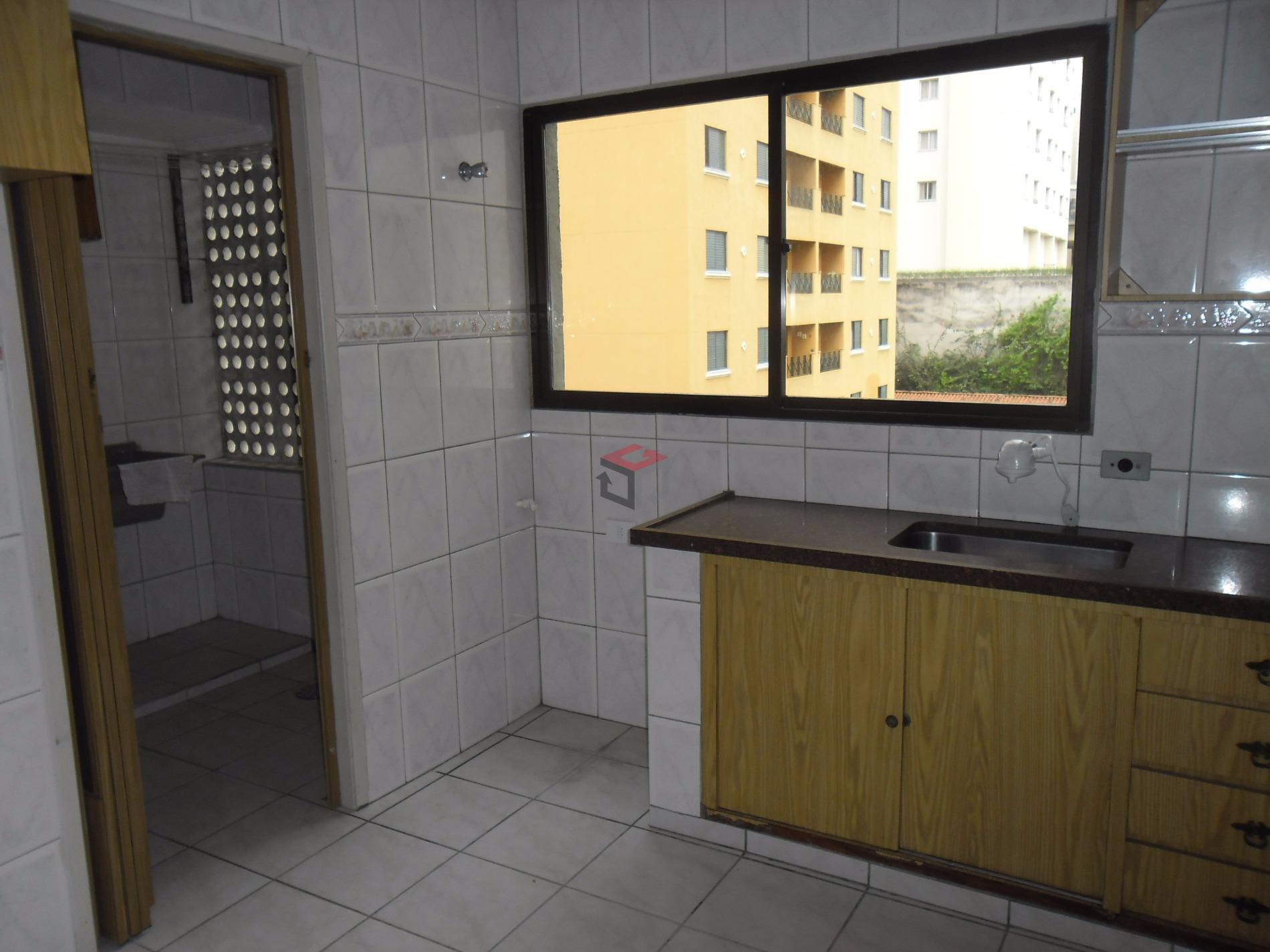 Apartamento de 2 dormitórios em Jardim Bela Vista, Santo André - SP
