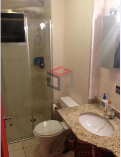 Apartamento de 2 dormitórios à venda em Vila Alzira, Santo André - SP