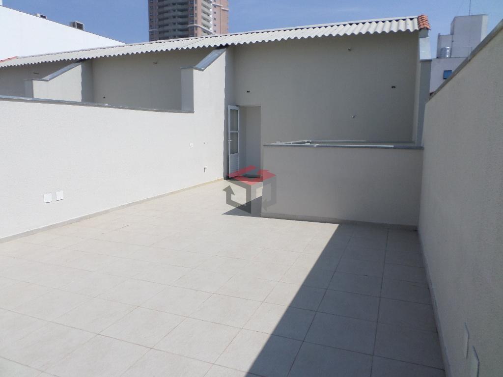 Cobertura de 2 dormitórios à venda em Campestre, Santo André - SP