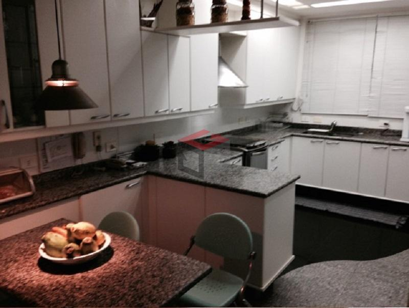 Apartamento de 4 dormitórios à venda em Bairro Jardim, Santo André - SP
