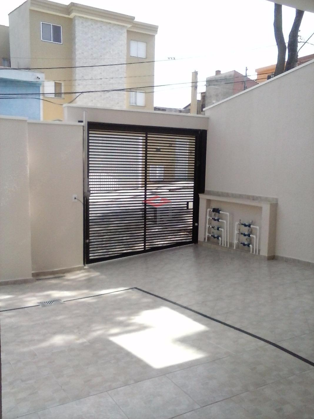 Apartamento de 2 dormitórios em Vila Lucinda, Santo André - SP