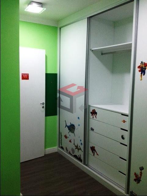 Apartamento de 3 dormitórios em Paraíso, Santo André - SP