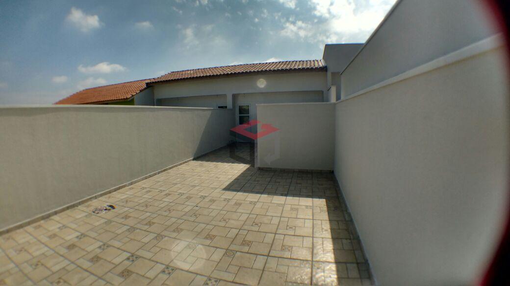Cobertura de 2 dormitórios em Vila Tibiriçá, Santo André - SP