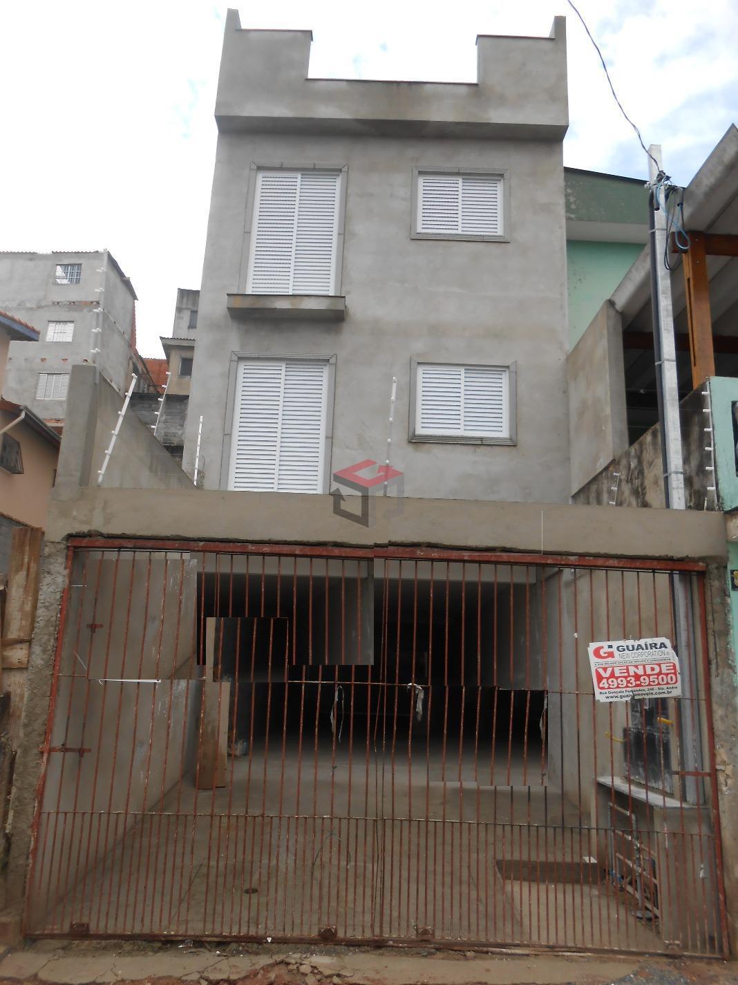 Apartamento de 2 dormitórios em Vila Guaraciaba, Santo André - SP
