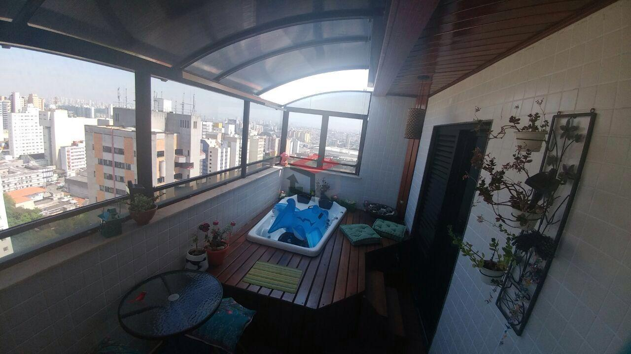 Cobertura de 3 dormitórios em Santa Paula, São Caetano Do Sul - SP