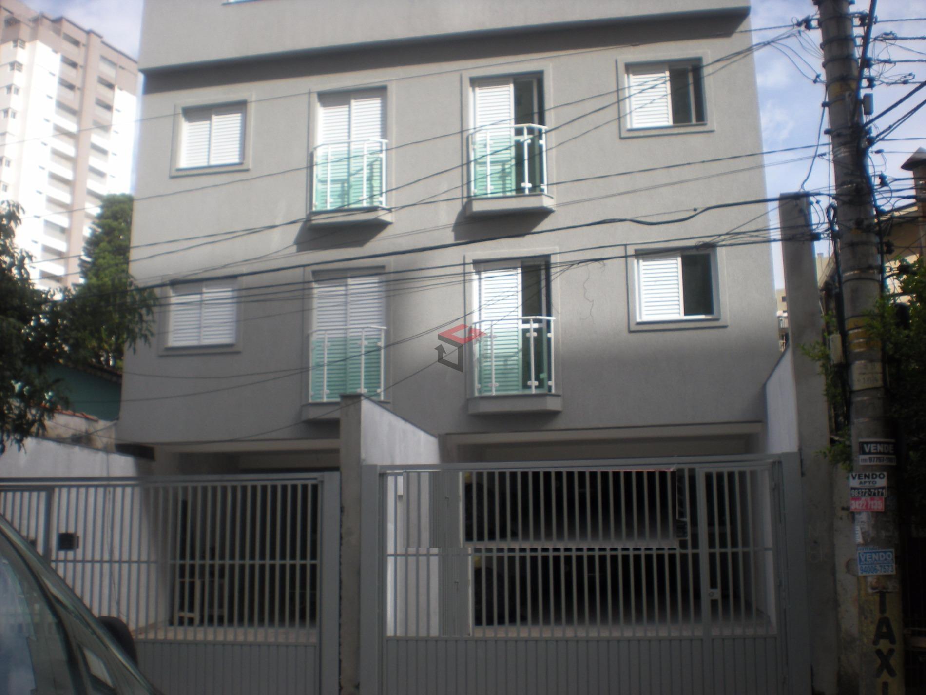 Cobertura residencial à venda, Vila Valparaíso, Santo André.