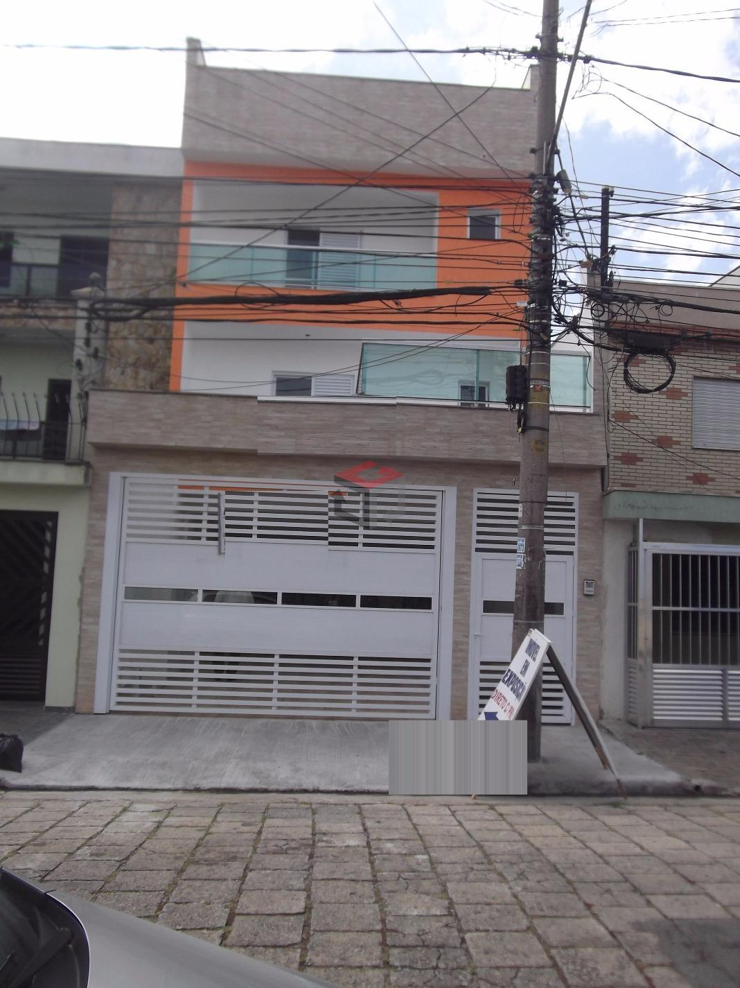Apartamento de 3 dormitórios à venda em Vila Homero Thon, Santo André - SP