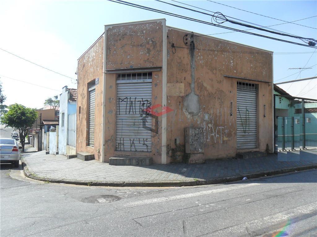 Terreno à venda em Vila Helena, Santo André - SP